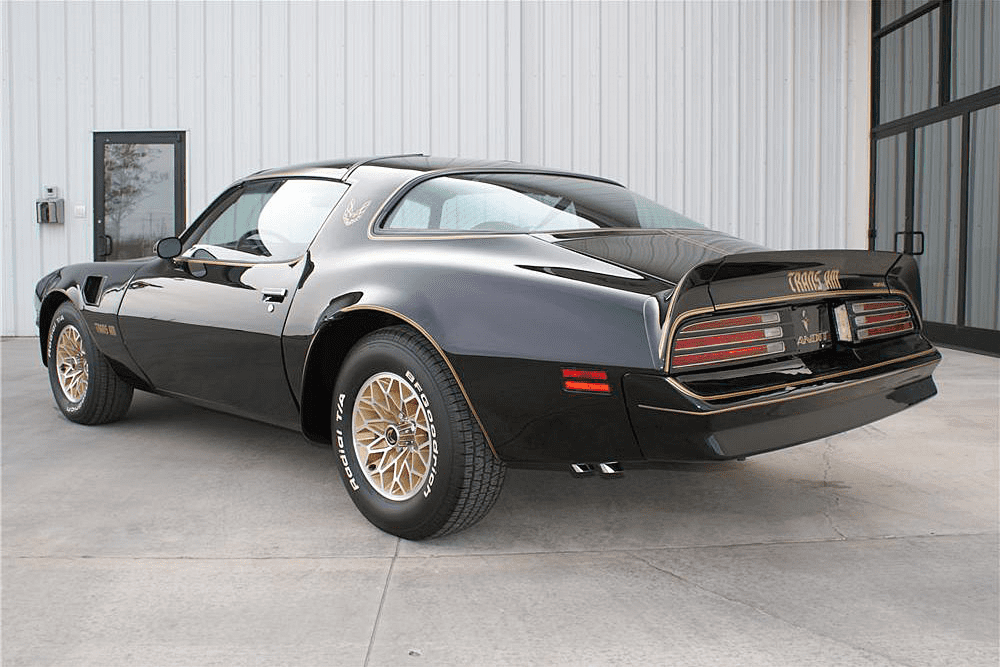 D B B Ca Hd together with Pontiac Firebird Trans Am in addition Proxy Php Image   A F Fcdn Barrett Jackson   Fstaging Fcarlist Fitems Ffullsize Fcars F F Rear Web moreover Pontiac Firebird Trans Am Thumb C as well Ebay. on 1980 pontiac trans am 301 4 9 liter