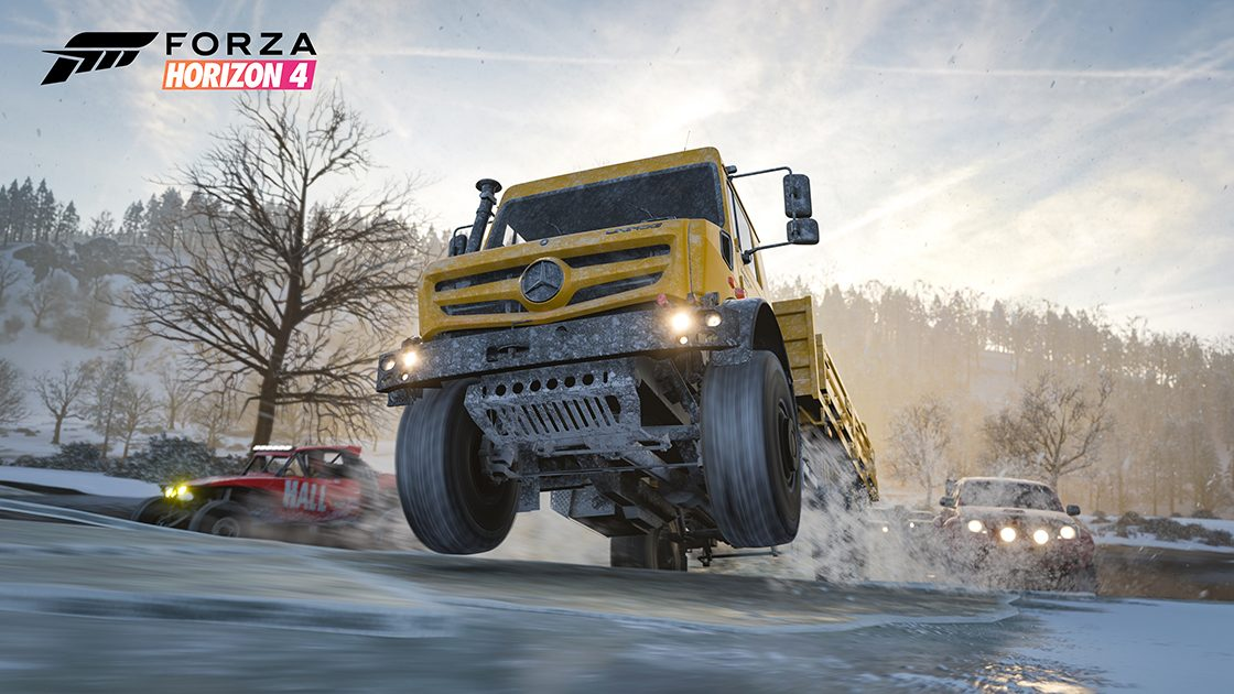 The Upgrade Heroes & Customization Thread - FH4 Edition