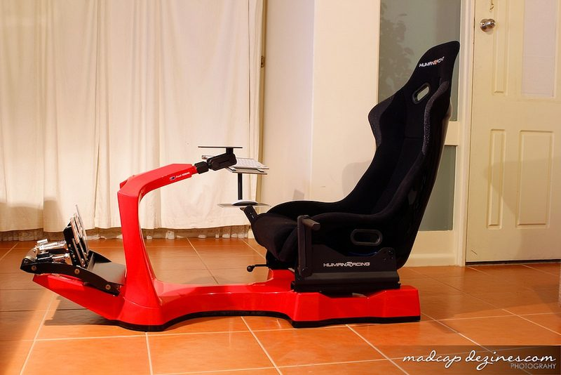 Project Sim - HumanRacing GT Chassis & Fanatec Products