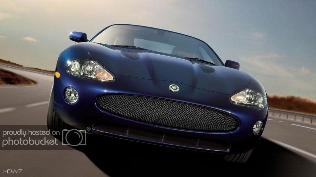 Jaguar XKR (X100) Victory Edition 2005