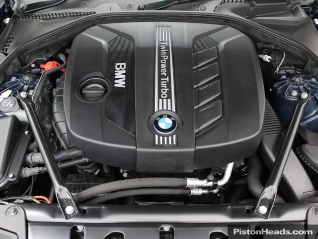 BMW 4-Series (F32) Coupe 435d xDrive M-Sport 2014