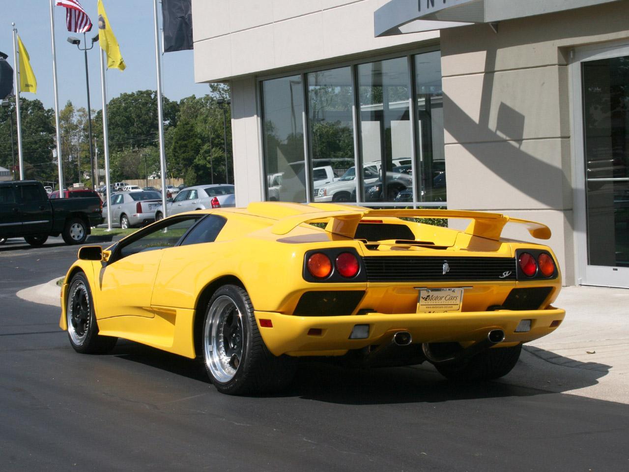 Lamborghini Diablo Sv 1999