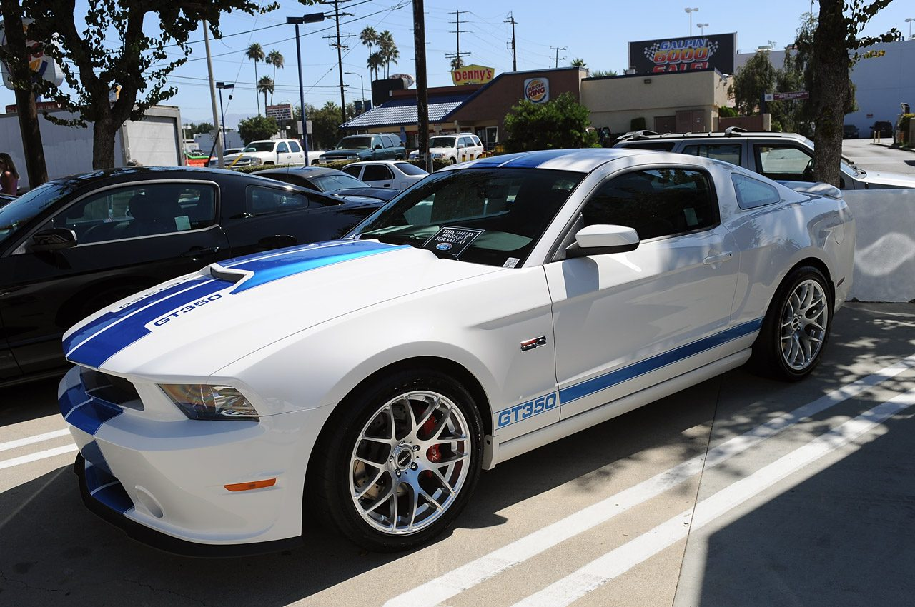 Shelby GT350 S/C 2013
