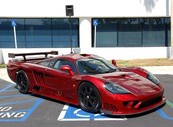 Saleen S7 Twin-Turbo Competition 2006