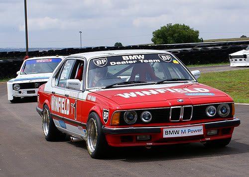 BMW 7-Series (E23) 745i 1980
