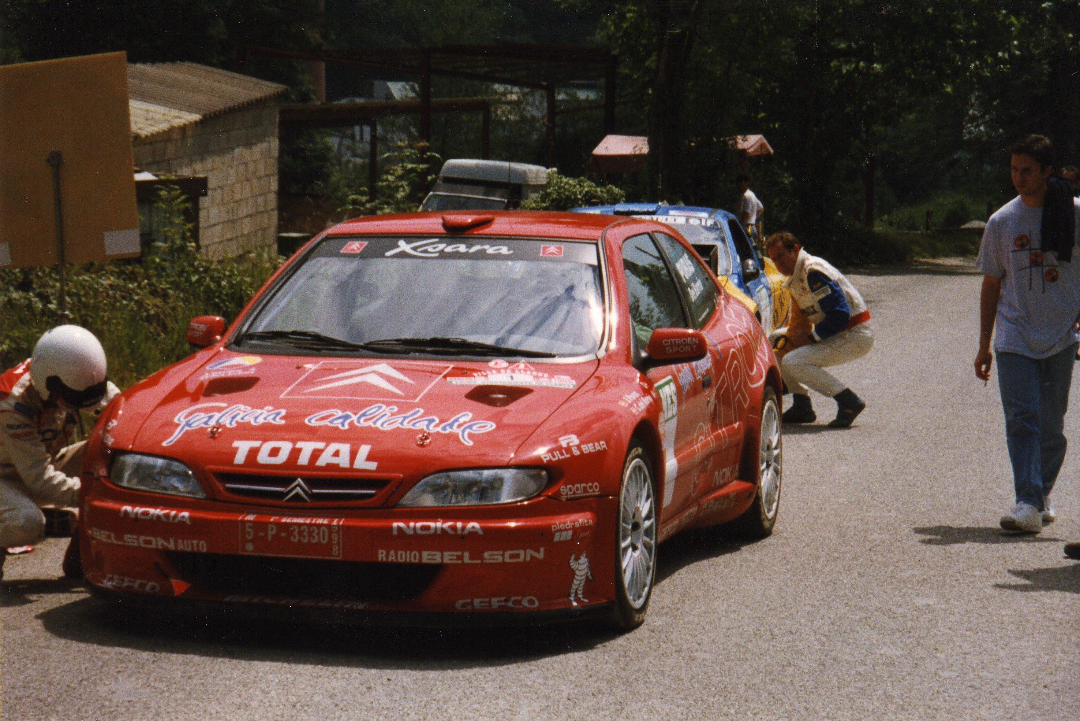 Rally Cars........