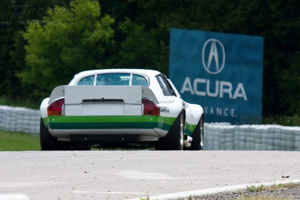 Jaguar XJS T/A Group 44 #44 Bob Tullius 1981