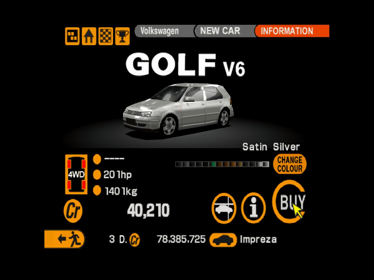 Mod] Gran Turismo 2 plus (bug fixes, restored content and new