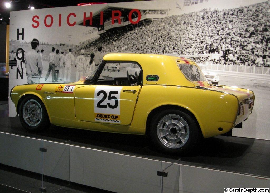 Honda S800 RSC Racecar Premium 1968