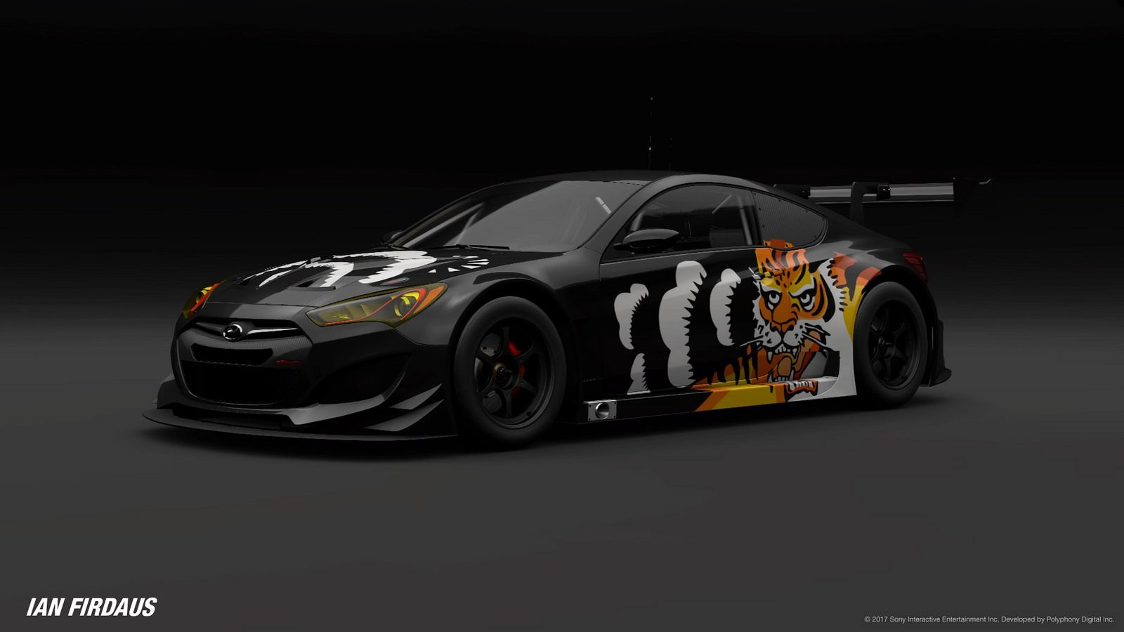 Ian's Need For Speed liveries