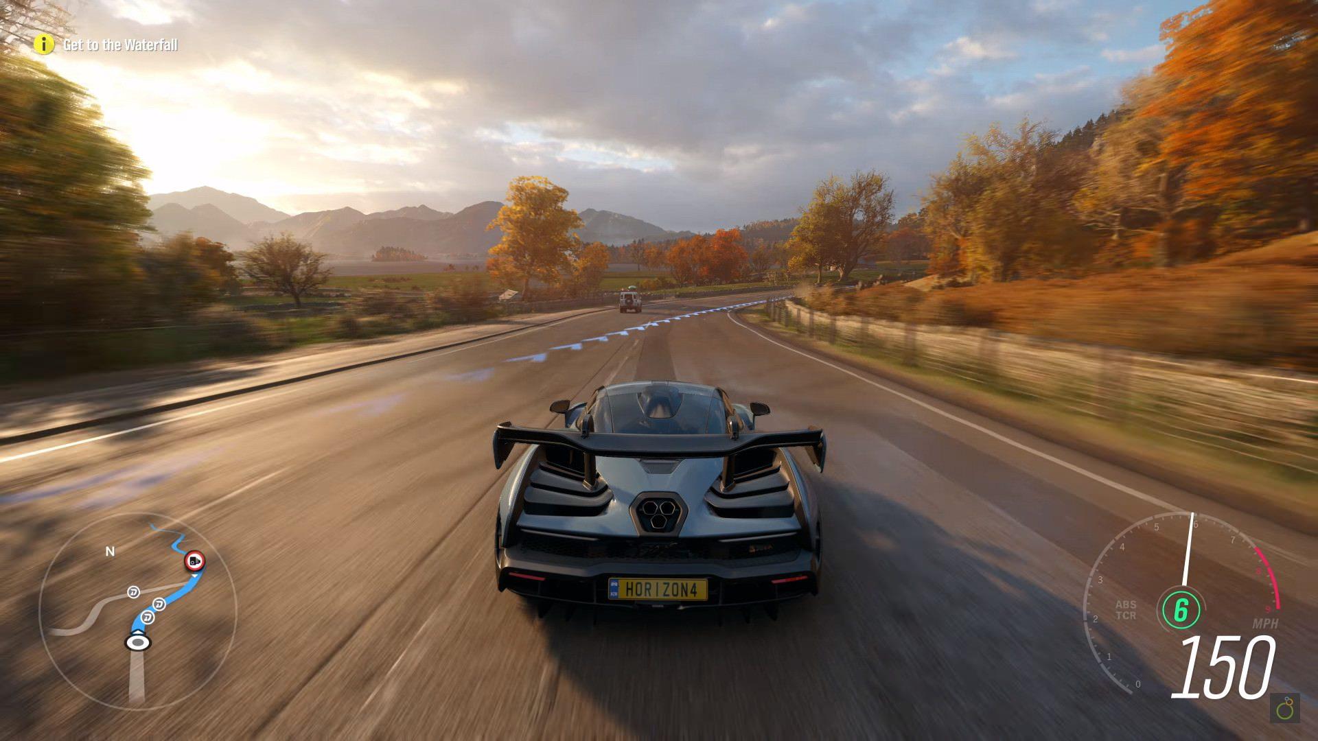 Forza Horizon 4's Graphics