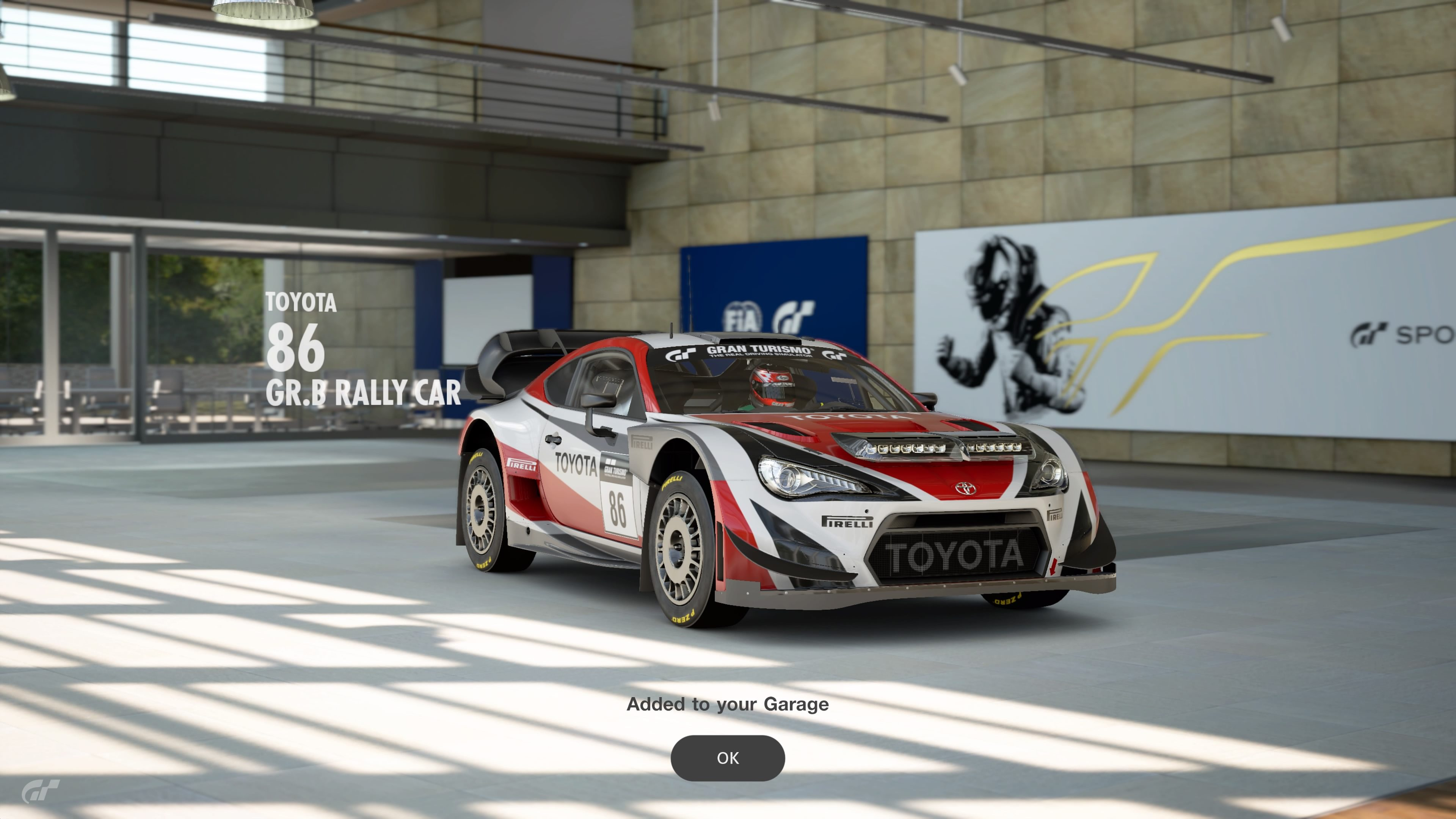 GT Sport - What first car did you receive?