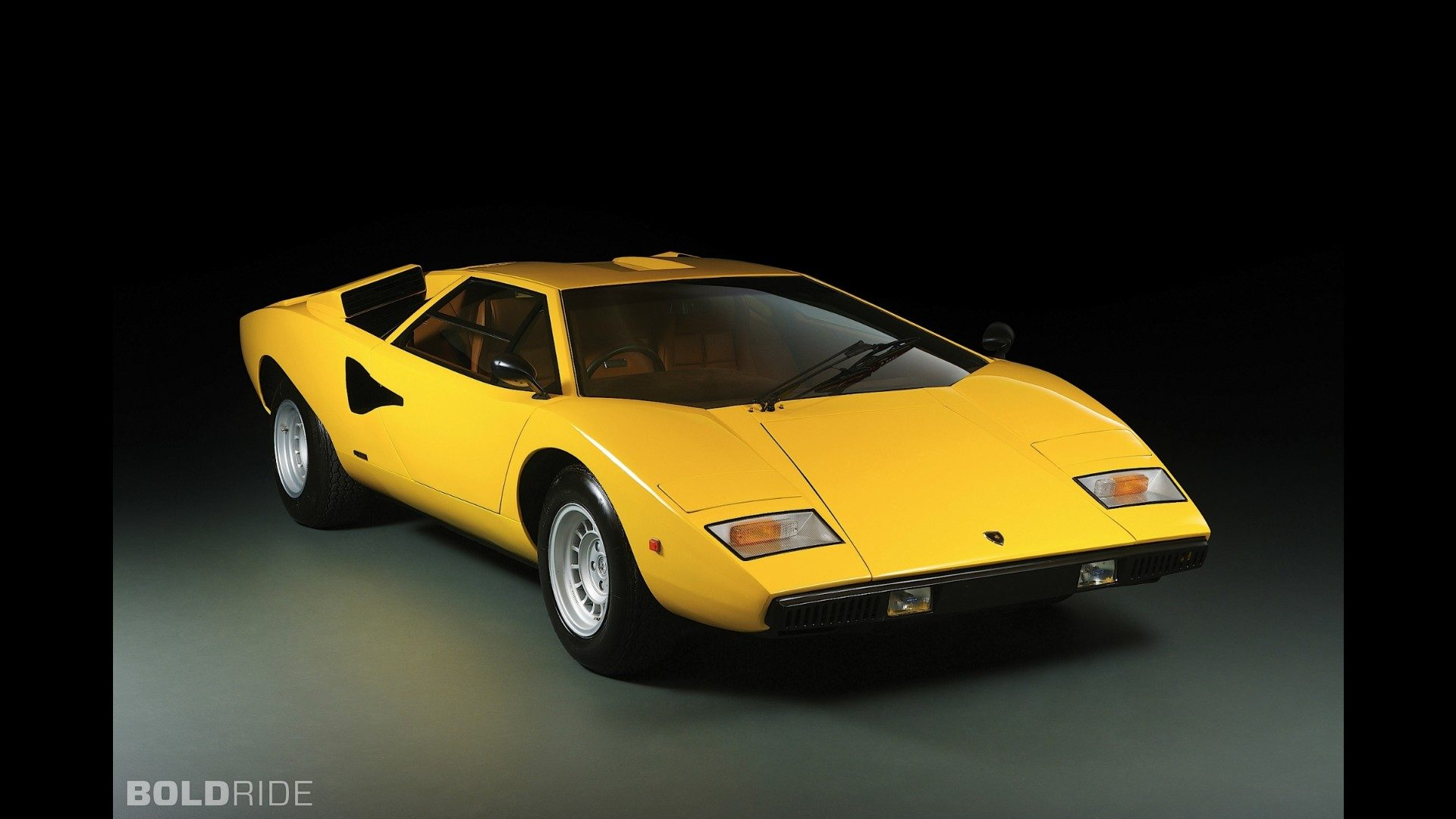 This 25th Anniversary Lamborghini Countach Is What Bedroom Posters