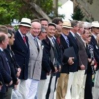 Pebble Beach Honorary Judges