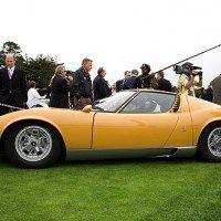 1967 Lamborghini Miura P400 Bertoni Prototype