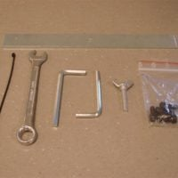 Wheel Stand Pro - Accessory Package Contents
