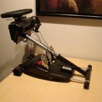 Wheel Stand Pro - Folded