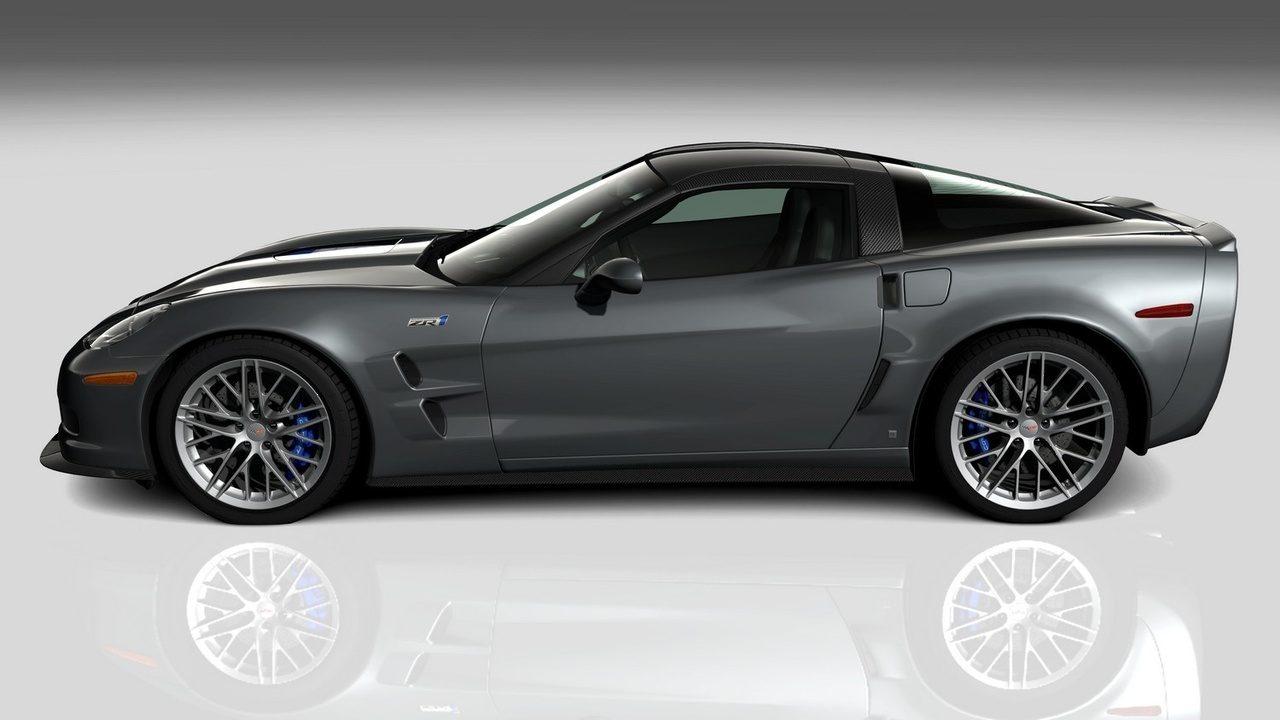 new corvette zr1 model screenshots from gt psp. Black Bedroom Furniture Sets. Home Design Ideas