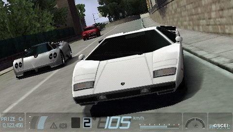Игру Gran Turismo Psp