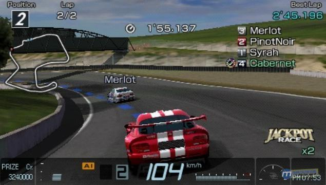 Gran Turismo The Real Driving Simulator Psp Car List
