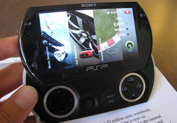 Gran Turismo PSP Free With New PSP Go