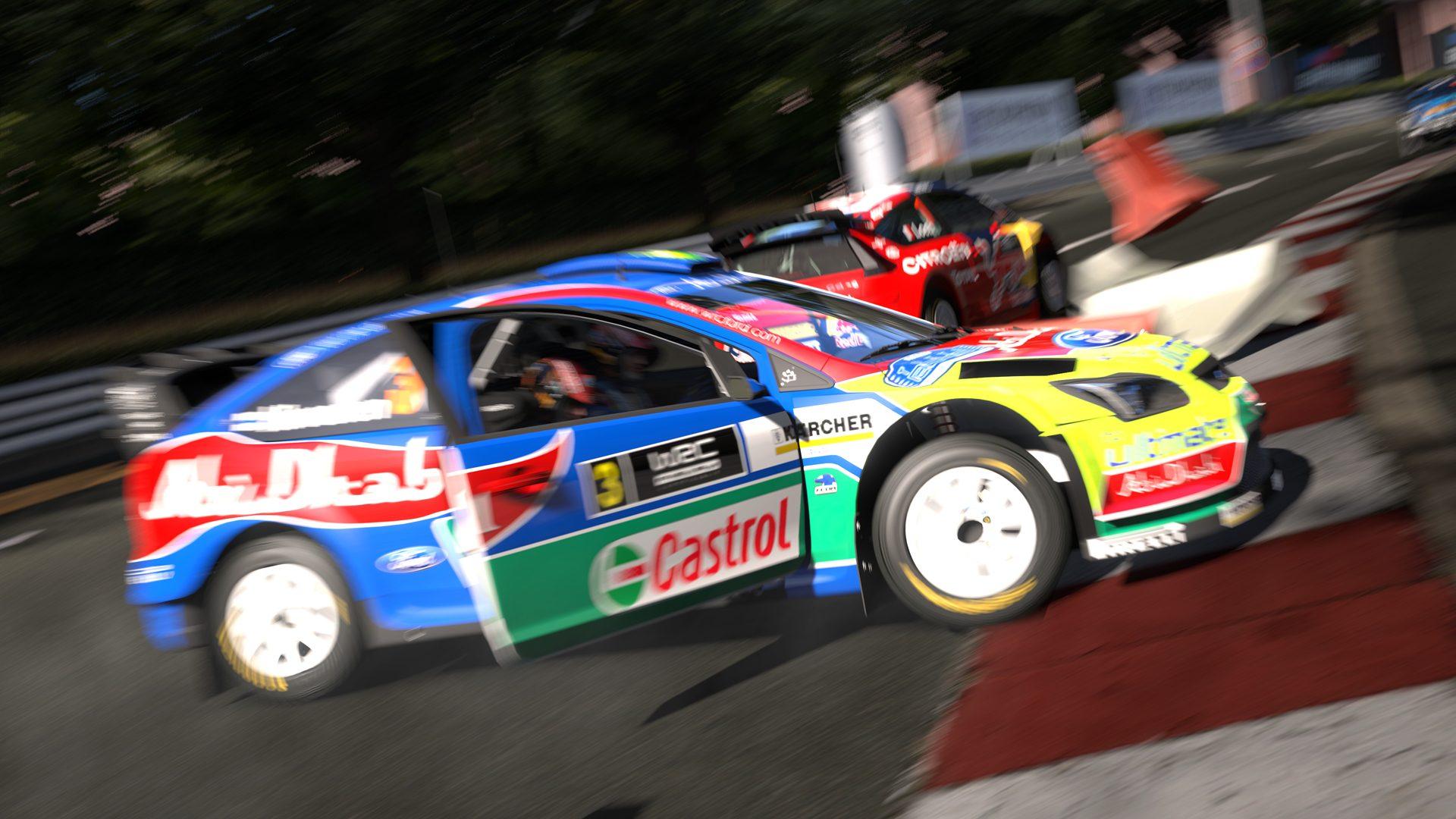 Epic Wrc Cars Screenshots