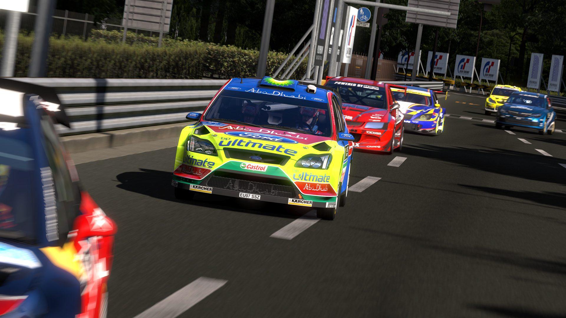 Forza Horizon 3 Car List >> Gran Turismo 5 Screenshots Feature WRC/Race Cars