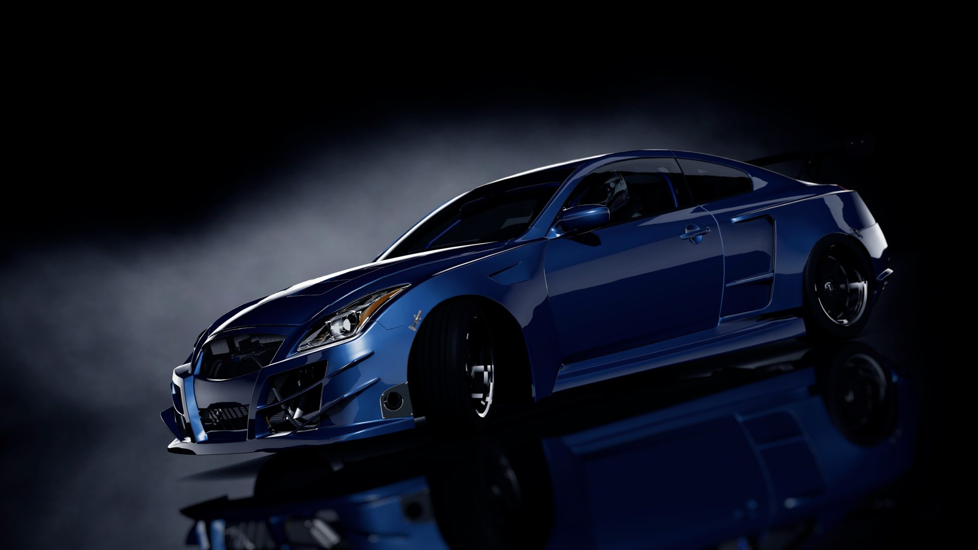 Gran Turismo 5: New Gran Turismo 5 Screenshots From SEMA 2009