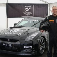 Hunter_4_6 and the GT-R
