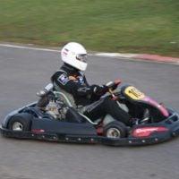 GT Academy karting