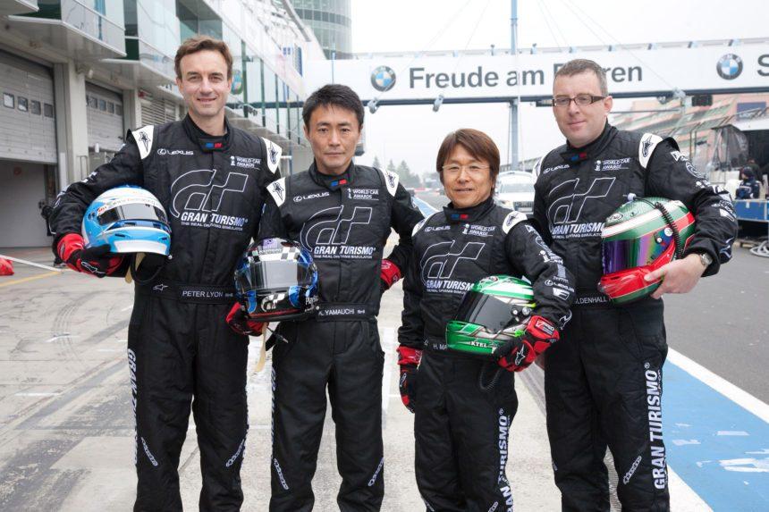 Kazunori Yamauchi Competes In 24 Hour Nurburgring Race