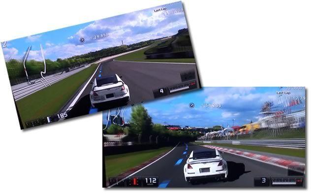 gt5 39 s n rburgring gp circuit gameplay videos. Black Bedroom Furniture Sets. Home Design Ideas