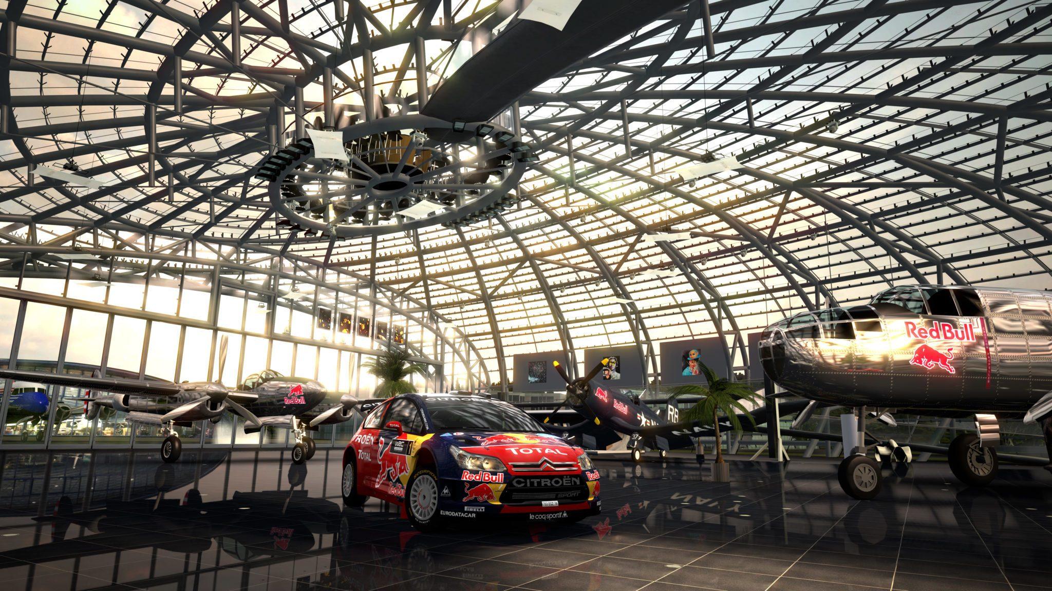 Gran_Turismo_5_Photo_Mode_Red_Bull_Hangar_7_Citroen_C4_WRC_08 Remarkable Lotus Carlton Gran Turismo 5 Cars Trend