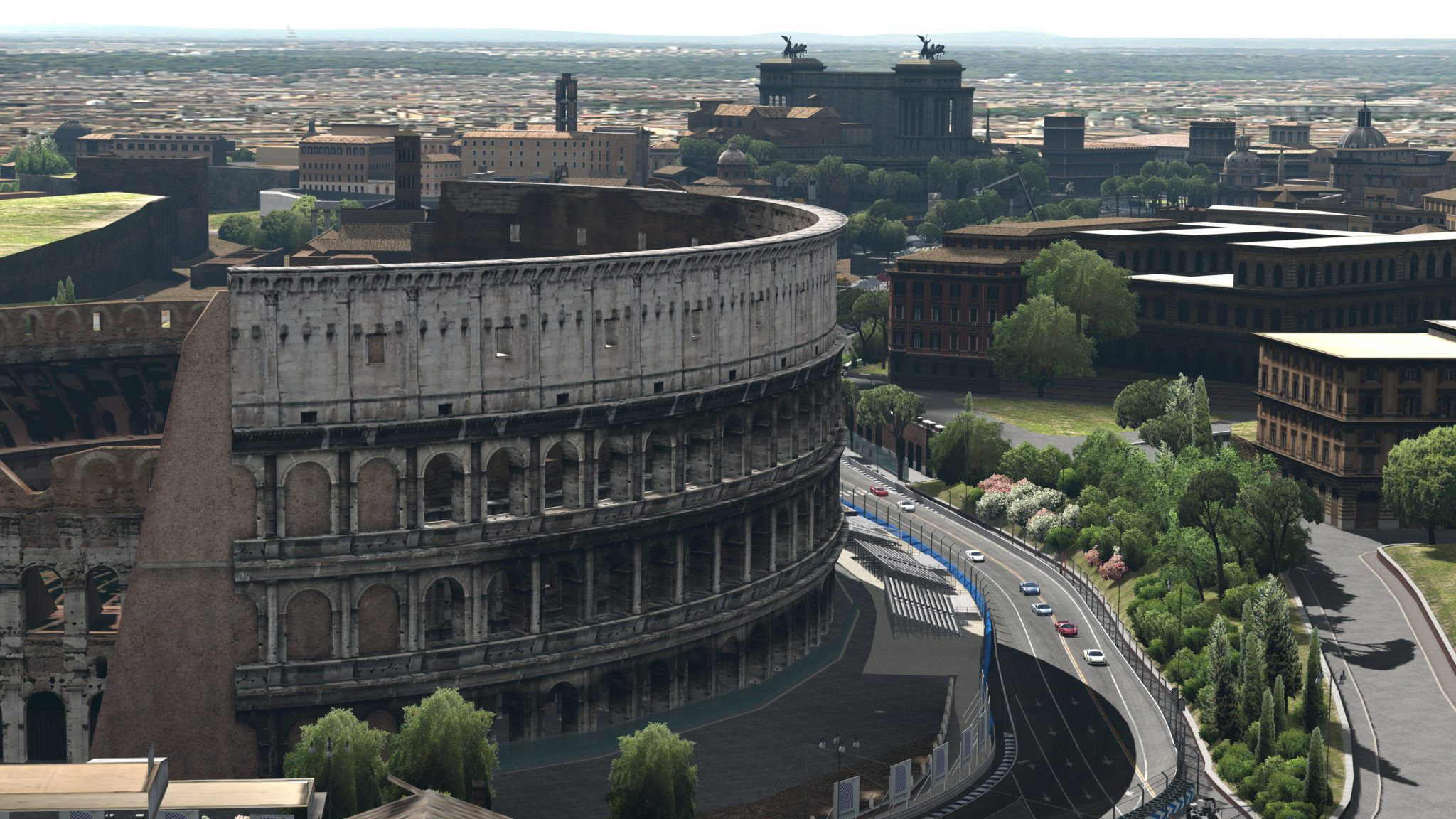 Rome In Gt5 18 Megapixel Screenshots Gameplay Videos
