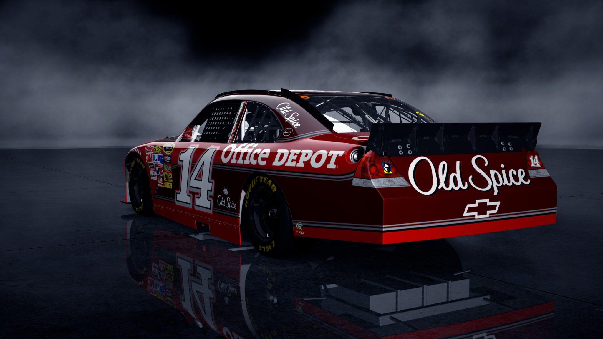 47 NASCAR GT5 Screenshots from E3 2010 at 18 Megapixels