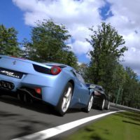 Autodromo Nazionale Monza_Ferrari_458 Italia_001