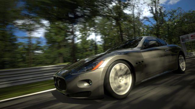 Autodromo Nazionale Monza_Maserati_GranTurismo S