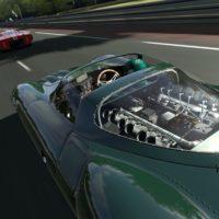 Circuit de la Sarthe_Jaguar_XJ13 Race Car