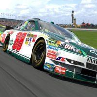 Daytona International Speedway_2010 Dale Earnhardt Jr. #88 AMP Energy_National Guard CHEVROLET IMPALA