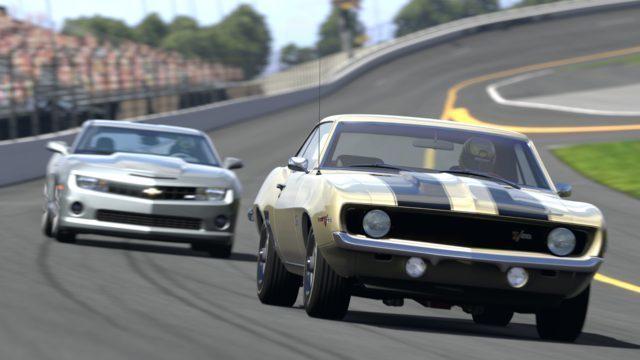 Daytona International Speedway_Chevrolet_Camaro Z28