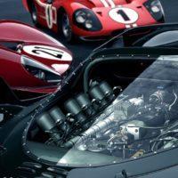 FERRARI_330P4_67_JAGUAR_XJ13_66_Ford_GT40markIVRaceCar_01