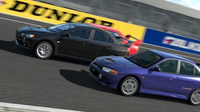 Fuji Speedway_Mitsubishi_Lancer Evolution IV GSR_002