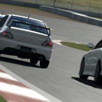 Fuji_Speedway_Mitsubishi_Lancer_Evolution_IX_GSR_001