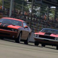 Indianapolis_Motor_Speedway_Dodge_Challenger_SRT8