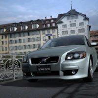 LuzernChapelBridge_Volvo_C30_T5_R-Design_2009_001