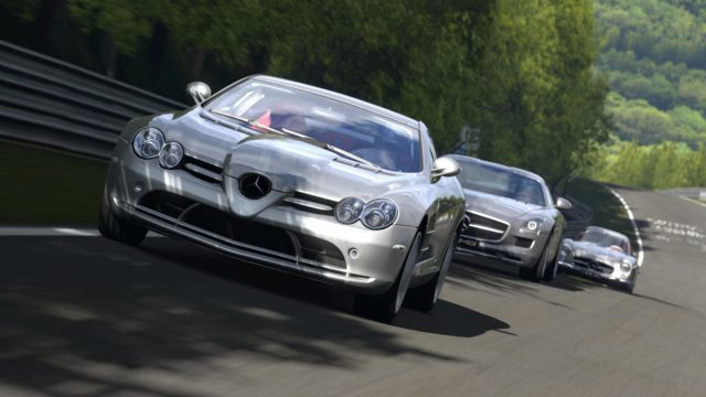 Nurburgring_MercedesBenz_SLR McLaren (19inch Wheel Option)_001