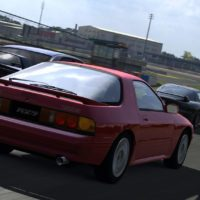 Tsukuba_Circuit_Mazda_SAVANNA_RX-7_GT-X_FC
