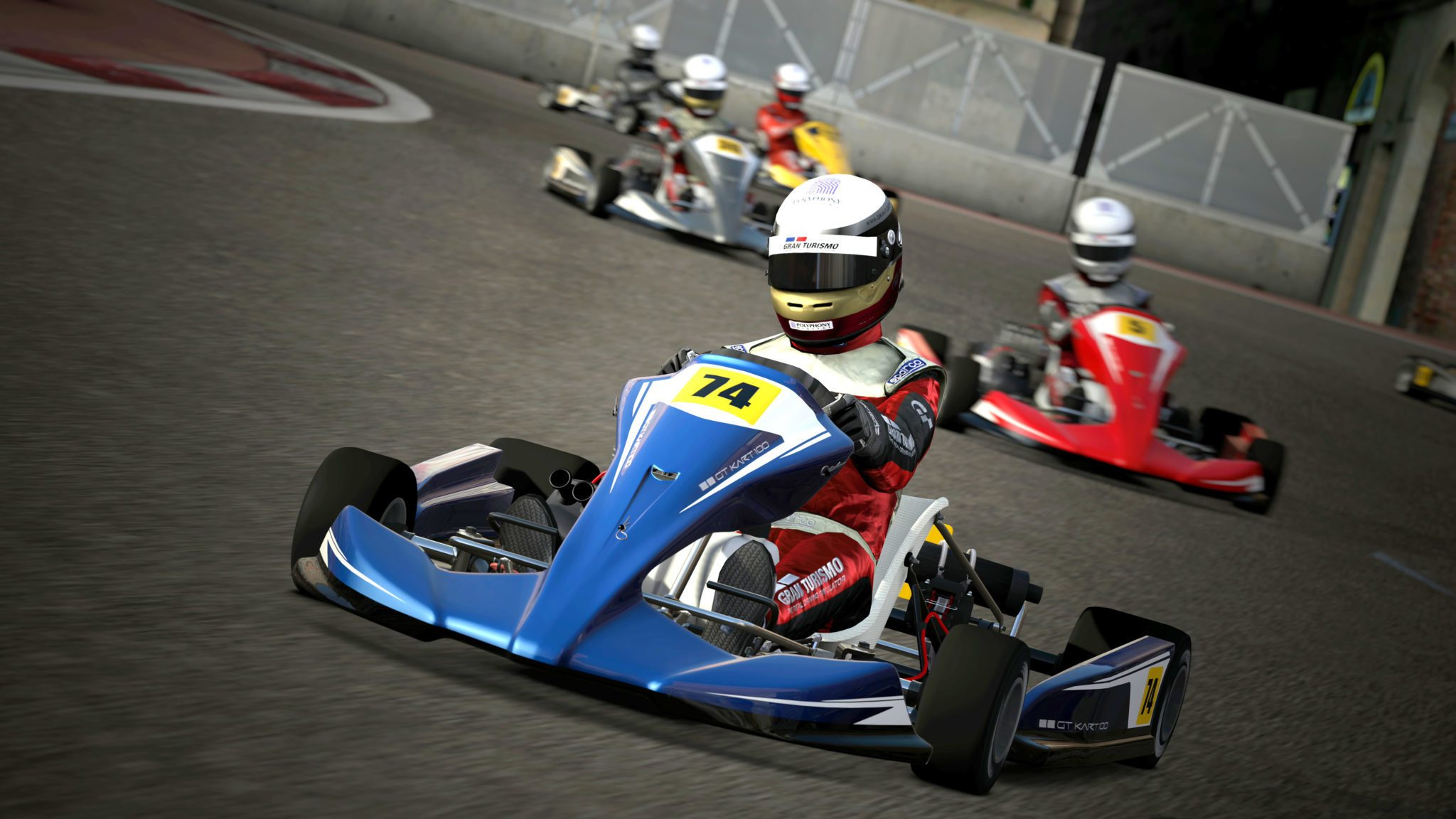 Gran Turismo 5 Karting Videos 18 Megapixel Screenshots