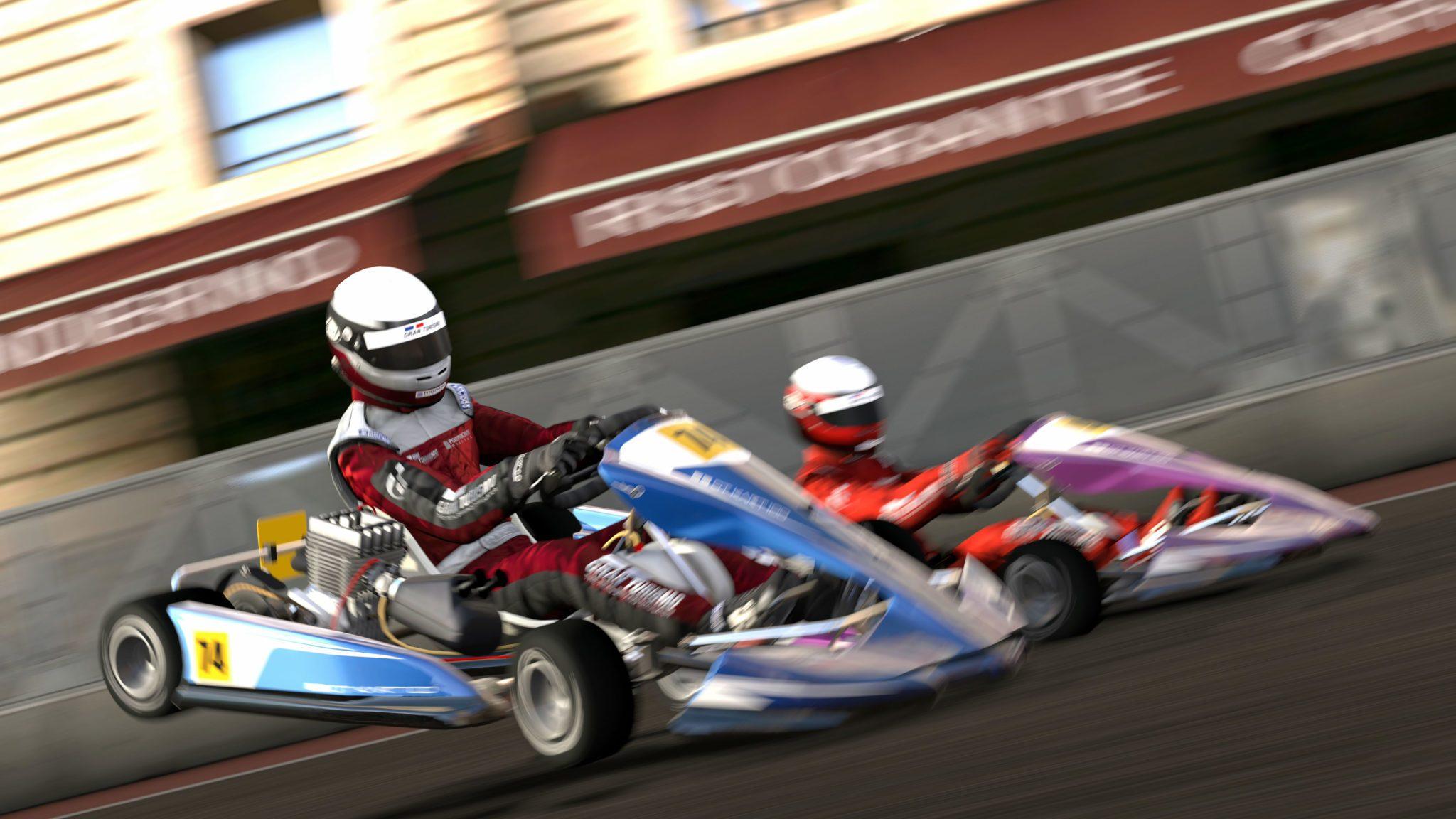 Gran Turismo 5 Karting Videos 18 Megapixel Screenshots
