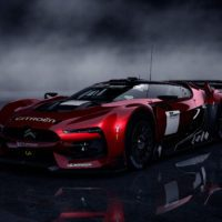GT by Citroen Race Car 73Front